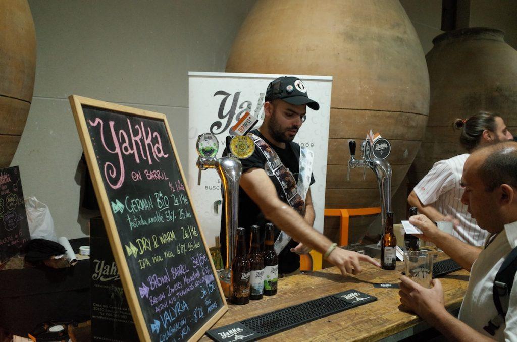 Yakka demostró que les sobra calidad cervecera y cachondeo por los cuatro costados