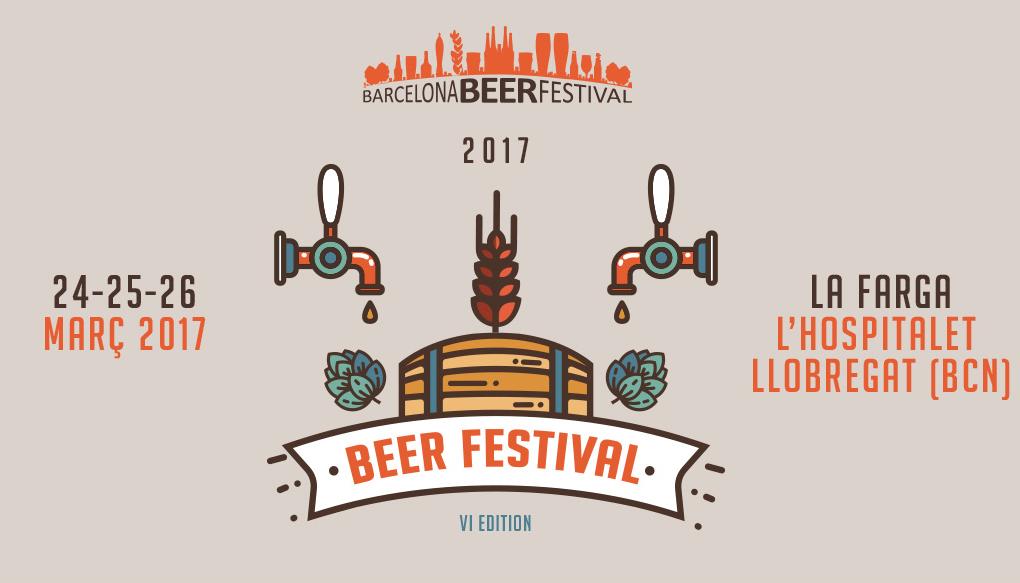 El barcelona beer festival convierte hospitalet este fin for Eventos en barcelona este fin de semana